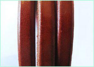 Leder Farbe Cognac-atelier texel