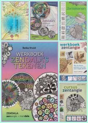 Zentangle Bucher